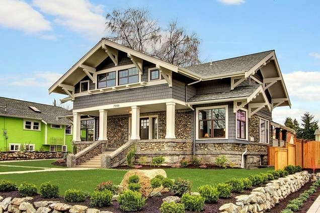 25 best ideas about craftsman exterior on pinterest - Craftsman style homes exterior photos ...