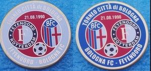 BOLOGNA FC-BFC FEYENOORD-Rotterdam-Torneo-Città-Bologna