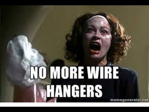 Best 25+ No more wire hangers ideas on Pinterest | No wire hangers ...
