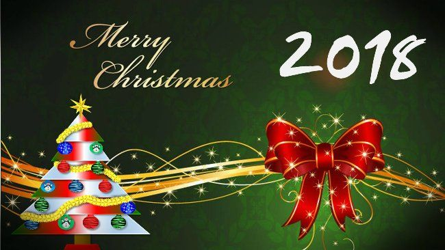 Merry Christmas Hd Wallpaper 2018 Christmas2018trends