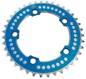 Chop Saw III BMX Bicycle 7075 chainring 110mm bcd - 39T - BLUE