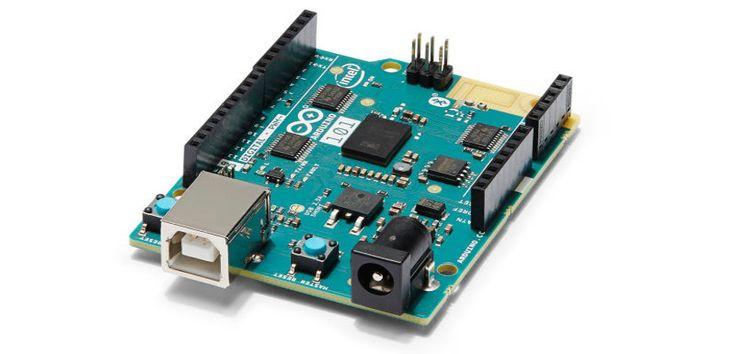 Intel libera el código del firmware de Arduino 101 # Como muchos sabéis, las últimas placas de Arduino vienen equipadas con chips de Intel, en concreto el chip Curie, que a pesar de ser potente, es un chip privativo o al menos lo era hasta ... »