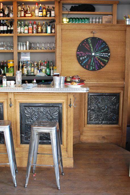 La Penderie | Etienne Marcel, Paris - ambiance décontractée pour un verre ou pour un brunch