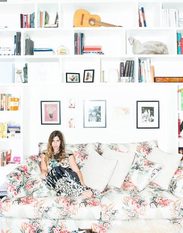 4. Irene Neuwirth's sweet Los Angeles home.   13 Insanely Fabulous Fashion Designer Homes