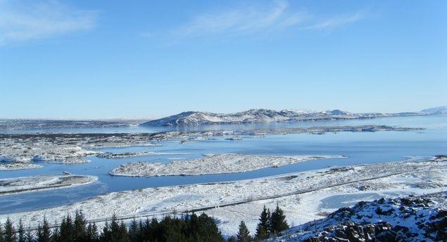 Þingvellir National Park in Iceland  #monogramsvacation