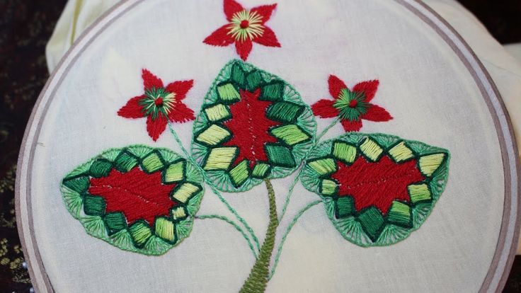 Images about embroidery tutorials on pinterest