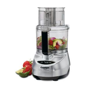 Cuisinart Prep 9 9-cup Food Processor #DLC-2009CHB - GoodHousekeeping.com