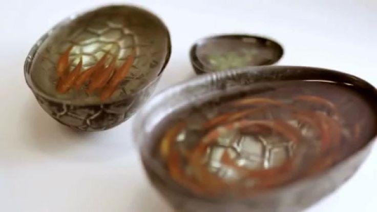 как японский художник Riusuke Fukahor создает удивительных гиперреалистичных рыбок