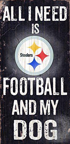Fan Creations N0640 Pittsburgh Steelers Football And My Dog Sign Fan Creations http://www.amazon.com/dp/B00WIR7XL2/ref=cm_sw_r_pi_dp_X-aNwb15H8XG5