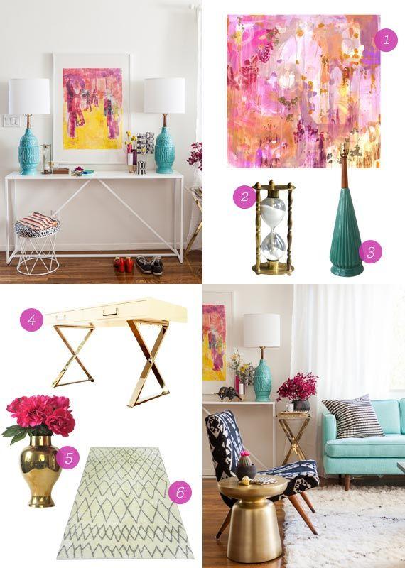 Get the Look: Living Room