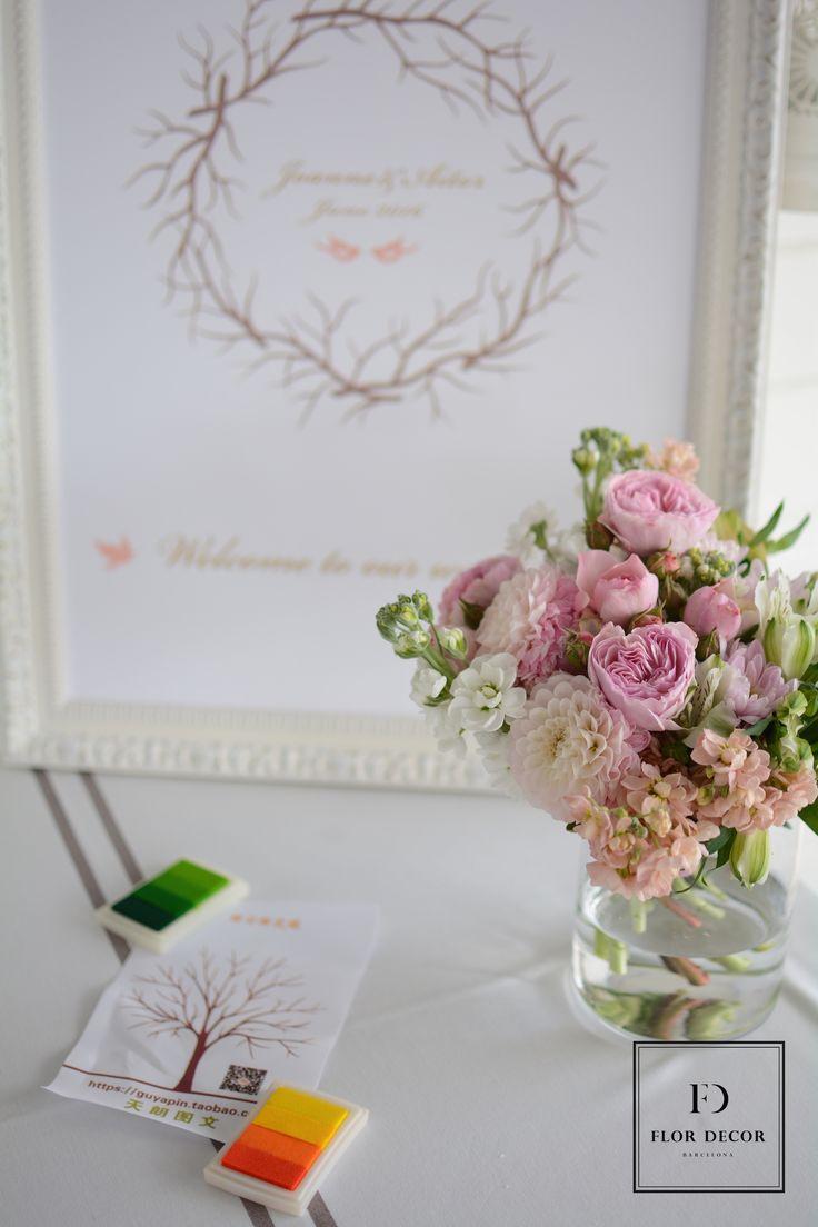 wedding decorations - Flor Decor