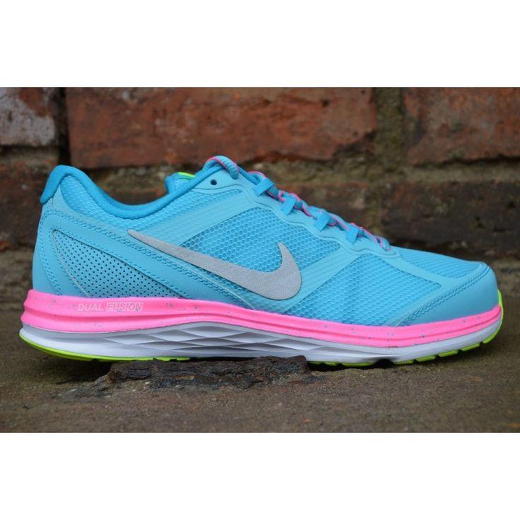 Nike Dual Fusion Run 3  Model: 654143-401