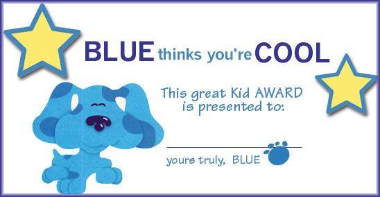 Mejores 104 imágenes de Blue\'s Clues / Jeu de Bleue en Pinterest ...