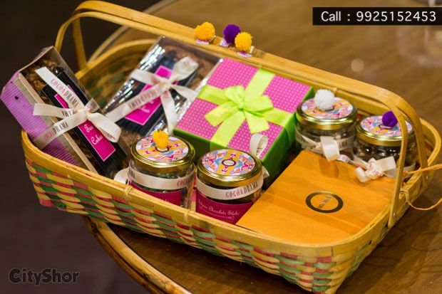 Pamper your siblings silly this Rakshi with #COCOADRAMA!  #gifting #chocolate #cityshorahmedabad