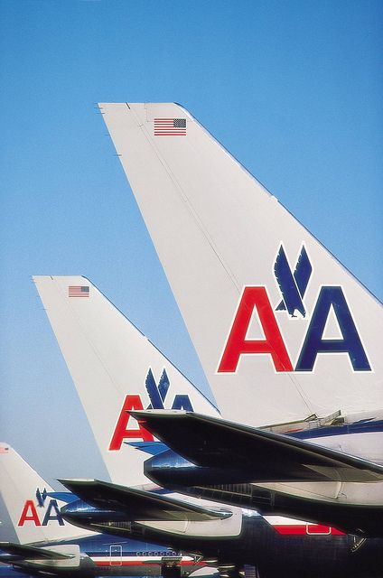 #AmericanAirlines #Tails