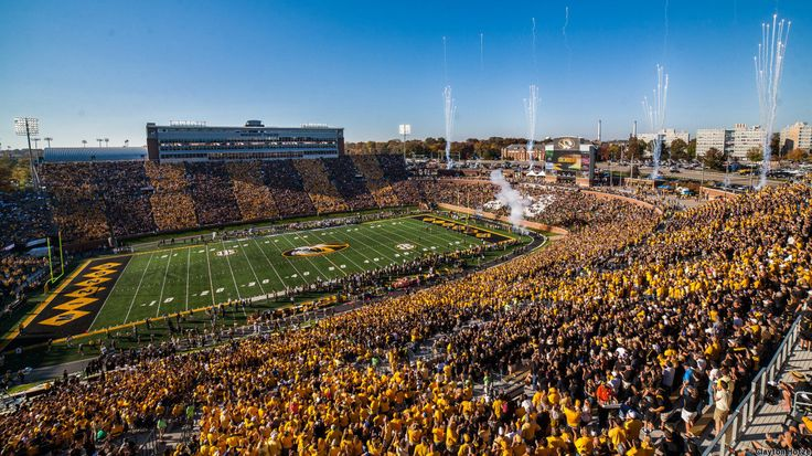 Mizzou Football | University of Missouri, Columbia MO