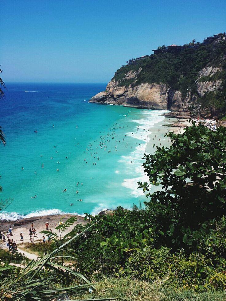 Praia da Joatinga - Rio de Janeiro - Brasil (by v-ause)