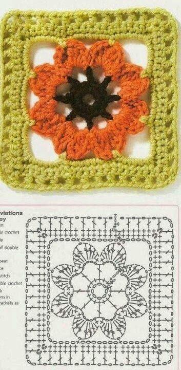 Tecendo Artes em Crochet: Seis Lindos Quadradinhos para Vocês!                                                                                                                                                                                 Mais                                                                                                                                                                                 Mais