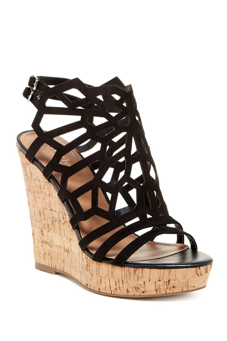 Charles By Charles David | Apollo Platform Wedge Sandal | Nordstrom Rack