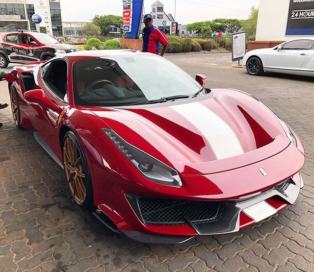 Now Thats How You End A Friday First Time In A Pista And Wow Its A Rocket Exoticspotsa Zero2turbo Southafrica Ferrari 48 Luxury Cars Super Cars Luxury