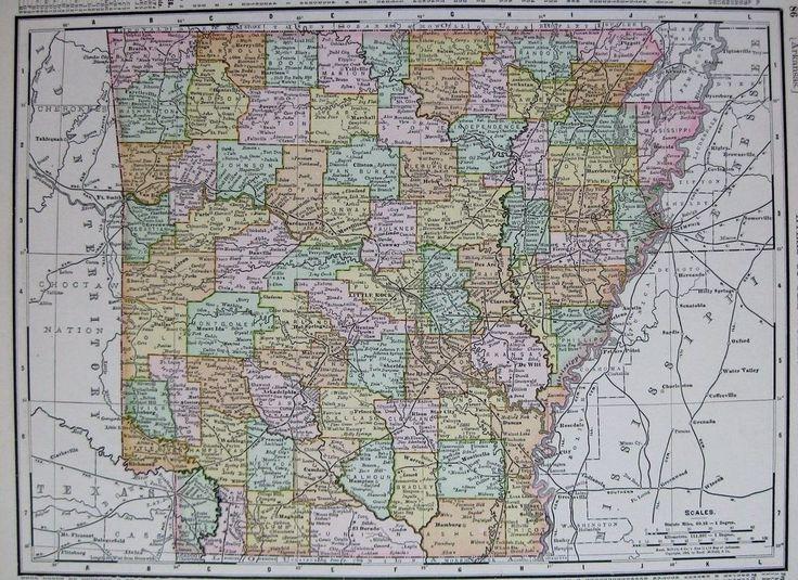 Best Map Of Arkansas Ideas On Pinterest State Parks - Map of arkansas