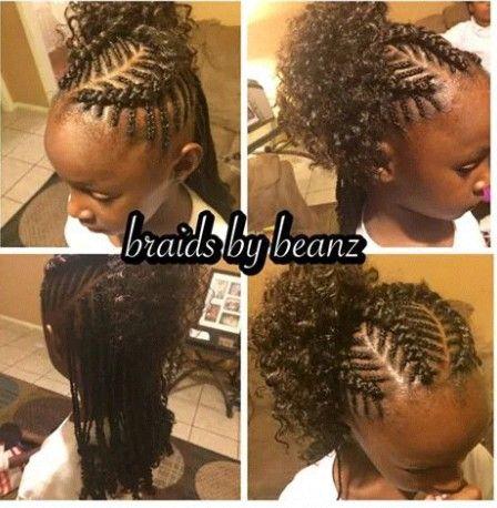Wondrous 1000 Images About Braid Styles Lil Girls On Pinterest Rope Short Hairstyles Gunalazisus