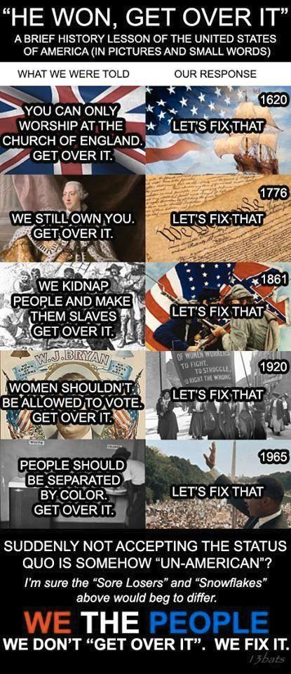 Occupy Democrats Facebook page: Exactly!
