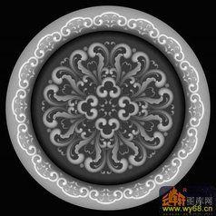 欧式浮雕线灰度图_360图片