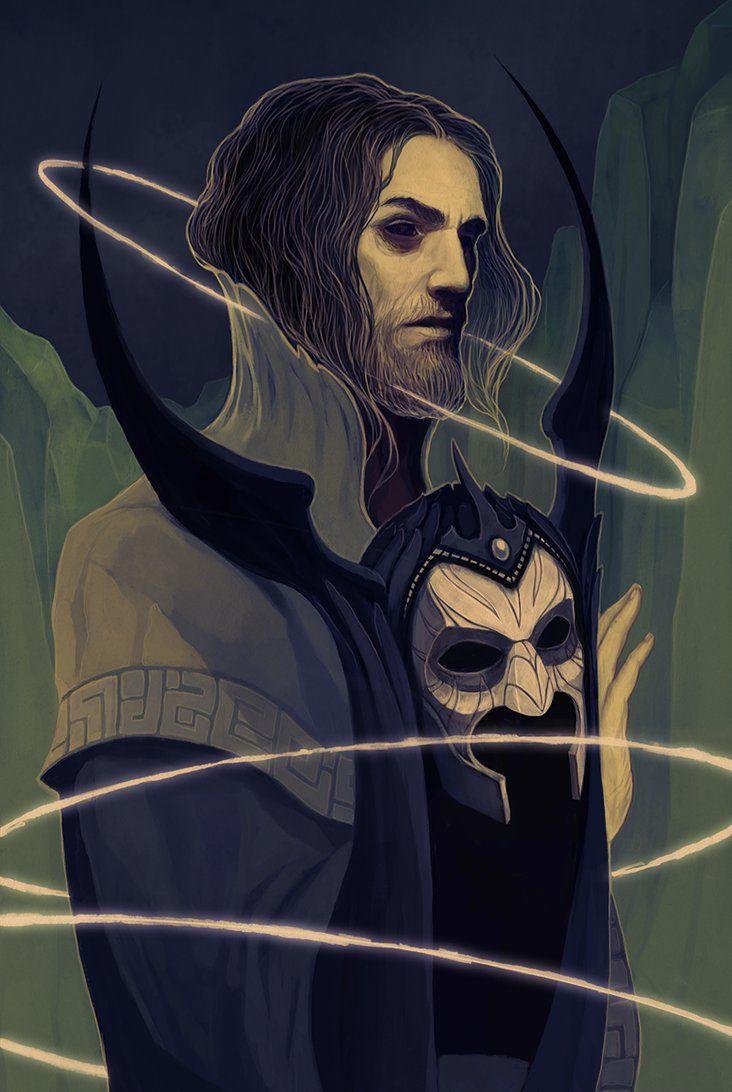 Thaos ix Arkannon (Pillars of Eternity) by coupleofkooks.deviantart.com on @DeviantArt