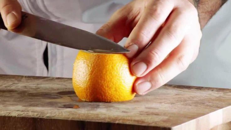 #Orangen filetieren #BastianFalkenroth #SpringlaneKochschule #Rezepte