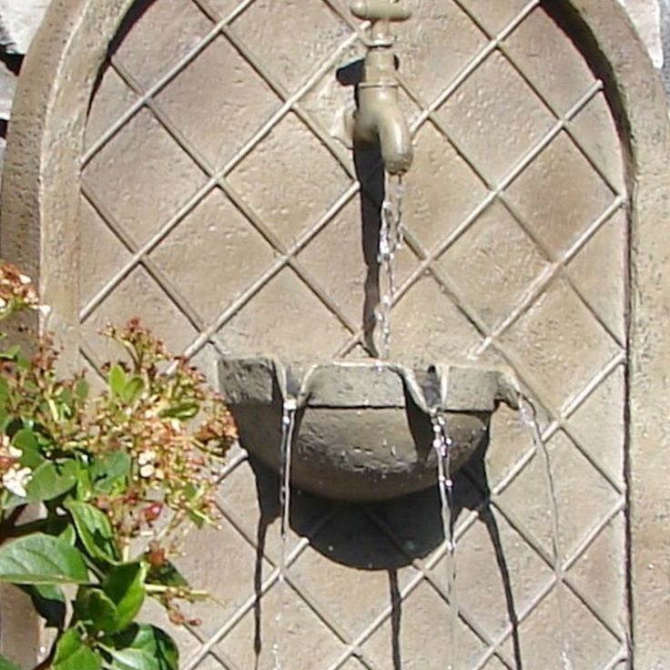 the 25 best outdoor wall fountains ideas on pinterest water wall fountain water feature and western warehouse