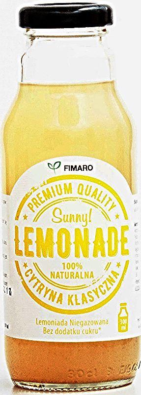 Lemoniada Cytryna Klasyczna