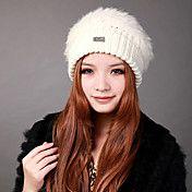 Deniso-1138 kvinner Winter Strikk Ear Flap Ha... – NOK kr. 257