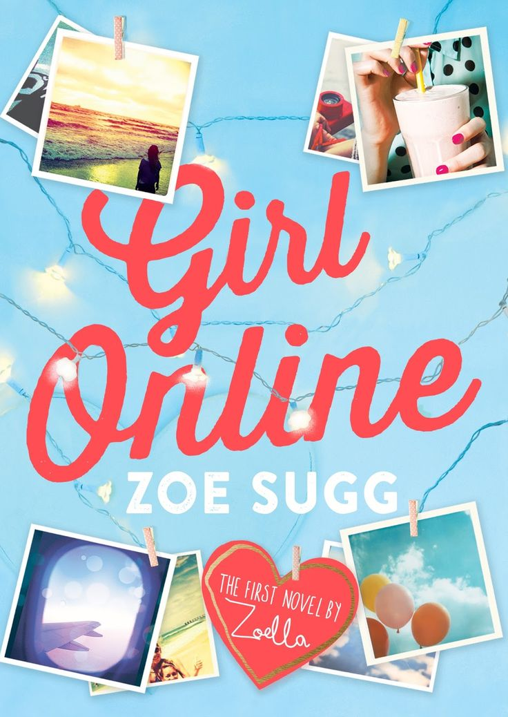 Zoella | Beauty, Fashion & Lifestyle Blog: Girl Online | COVER REVEAL