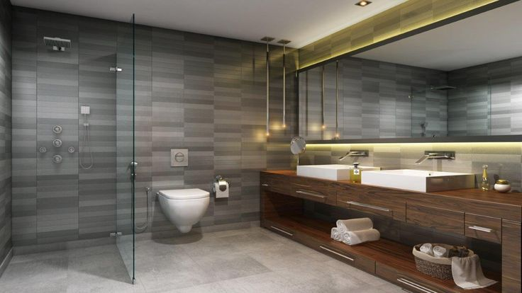 # stylish bath fittings @ Supreme Amadore, Baner. Pune. A 3 & 4 Bedroom Opulent Suites project by Supreme Landmarks,Pune.
