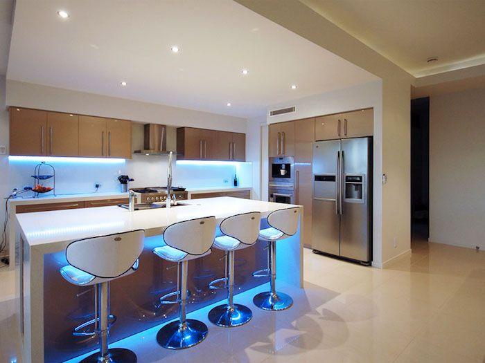 Spots Led Cuisine Good Spot Encastrable Pour Meuble De Cuisine Ue - Spot meuble de cuisine pour idees de deco de cuisine