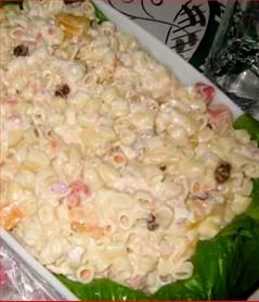 Try Chicken Macaroni Fruit Salad Recipe available online now at http://www.merirasoi.com/recipedetail/chicken-macaroni-fruit-salad-recipe.aspx?ci=25