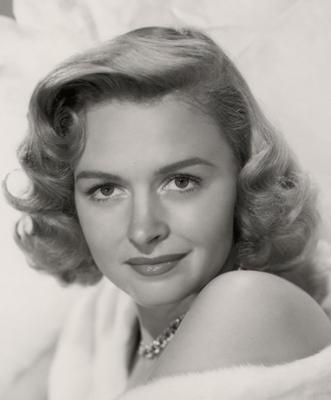 Iowa-born Donna Reed