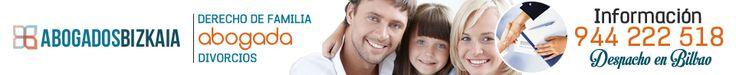 Abogado Divorcio Bilbao - 944 222 518 - Idoia Olaguenaga