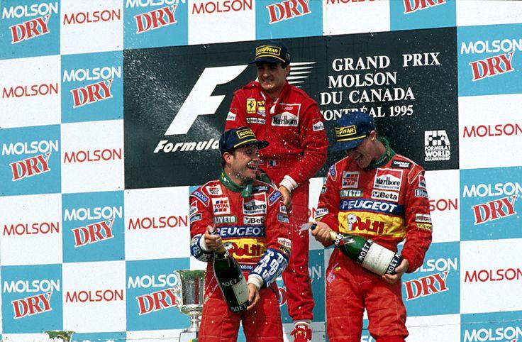 Formule 1 : Jean Alesi, retour sur sa carrière F1
