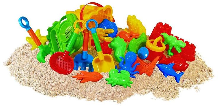 All 23 Sandcastle Toys; Summer Toys Come In A Beautiful Zip Up Storage Bag. Great Sand Toys For Kids; Great Beach Toys For Kids. 23 Piece Beach Toys & Sand Toys Set. Unique Sand Toy Molds & Designs to Kangaroo; Unavailable In Any Other Beach Toy Sets. | eBay!