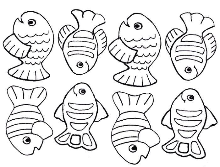 Imagem De Desenho De Peixe