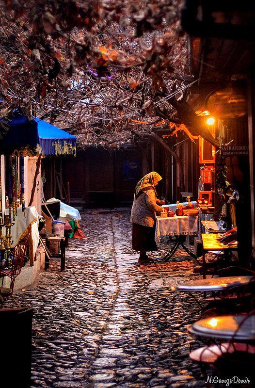 Arasta Bazaar/Safranbolu,Turkey