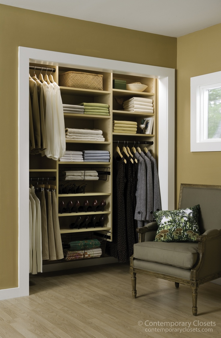 Do It Yourself Home Design: 25 Best Reach-in Closets Images On Pinterest