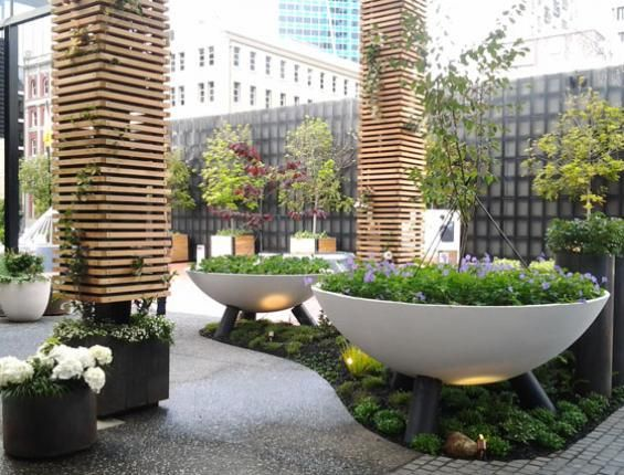 Modern Planters Outdoor 37 best modern design planters images on pinterest garden deco damian wendelborn profaccredgdsnz the garden design society of new zealand submit your project now decorative plantersmodern workwithnaturefo