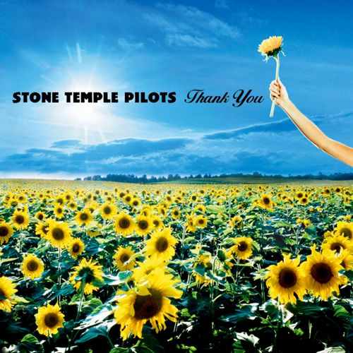 Rock Album Artwork: Stone Temple Pilots - Thank you - Greatest