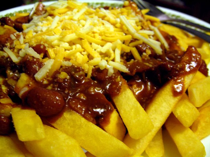 Chili Cheese Fries! | Recipes | Pinterest