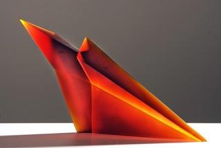 EMMA CAMDEN  Glass Artist, Wanganui, New Zealand