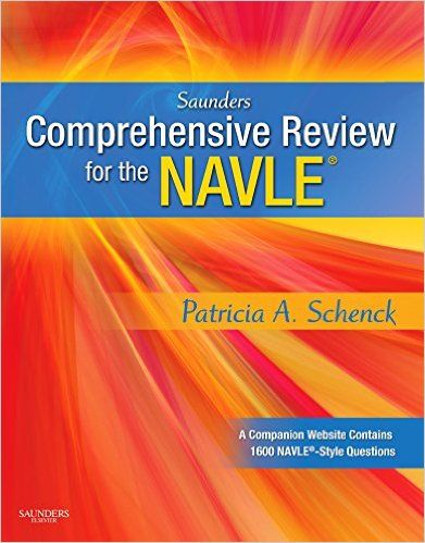 Saunders Comprehensive Review for the NAVLE Pdf Download e-Book