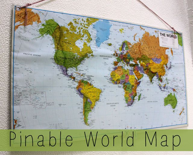 133 best Travel images on Pinterest Travel posters, Posters and - best of world map fabric bunting